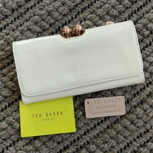 Ted Baker Patent Matinee Wallet